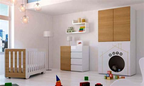Ideas para que la habitación del bebé valga para niños y niñas