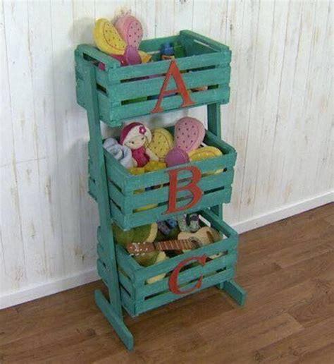 Ideas para reutilizar las cajas de frutas de madera   Como ...