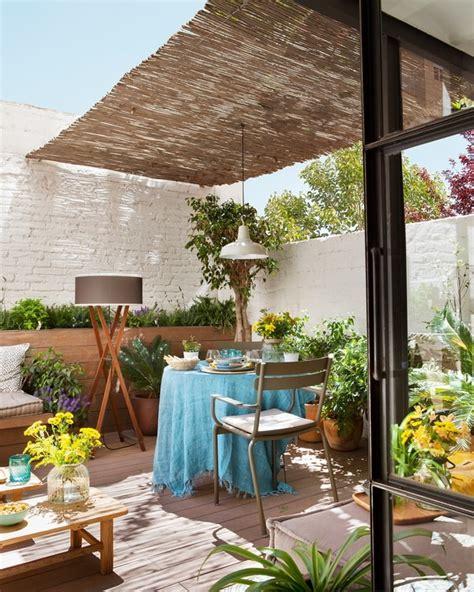 Ideas para terrazas pequeñas. Decoración de exteriores ...