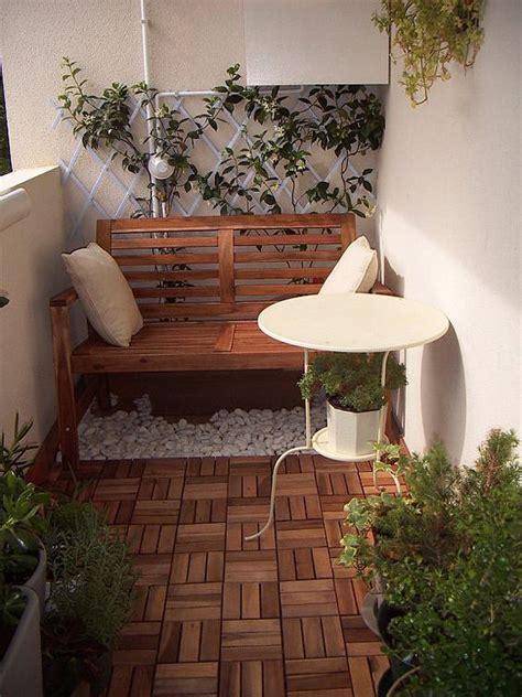Ideas para terrazas pequeñas   Depto51 Blog
