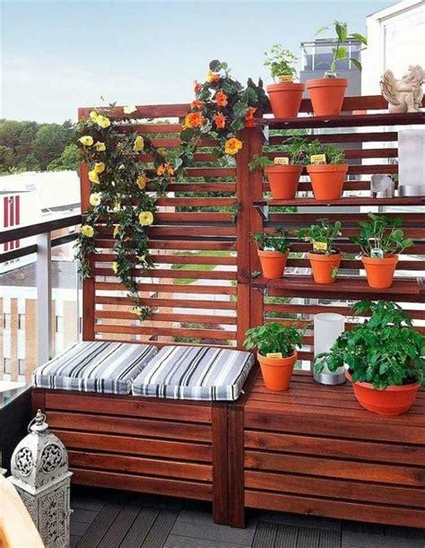 Ideas para terrazas y balcones pequeños   24 imágenes ...