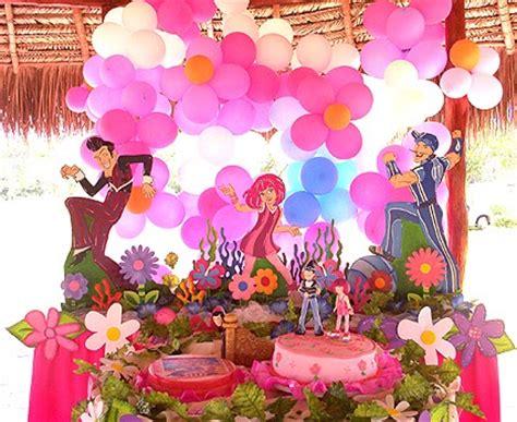 Ideas Para tus Fiestas Tematicas: Decoracion Para Fiesta ...