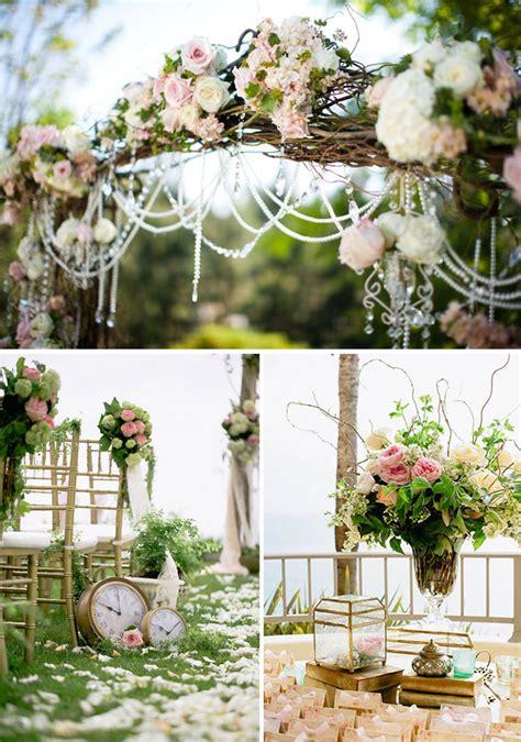 Ideas para una boda romántica
