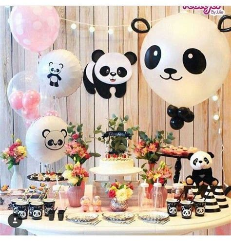 ¡Ideas para una Fiesta llena de Ternura: Kawaii! | panda ...