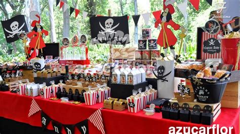 Ideas para una Fiesta Pirata   YouTube
