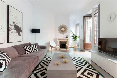 Ideas  y ejemplos  para decorar con acierto un salón ...