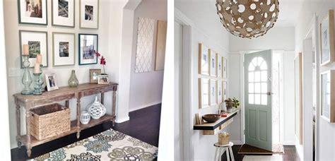 Ideas y trucos para decorar recibidores pequeños | Decoora