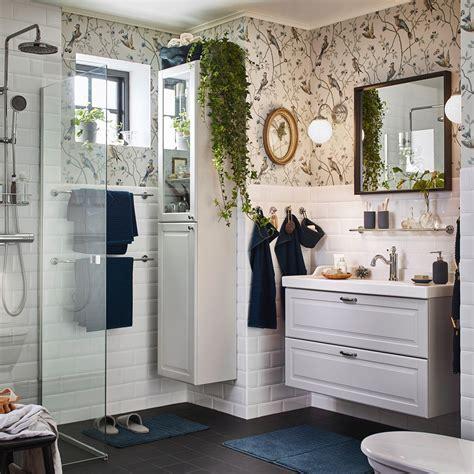Idee per arredare il bagno   IKEA