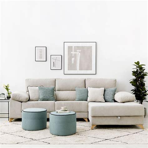 Ideias para decorar uma sala com sofá em 2020 ~ Ás nove em ...