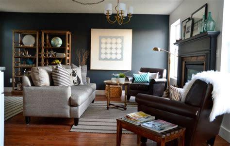 Ideias para salas de estilo vintage. Decoração da casa.