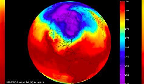 Identifican las causas de los cambios climáticos ...