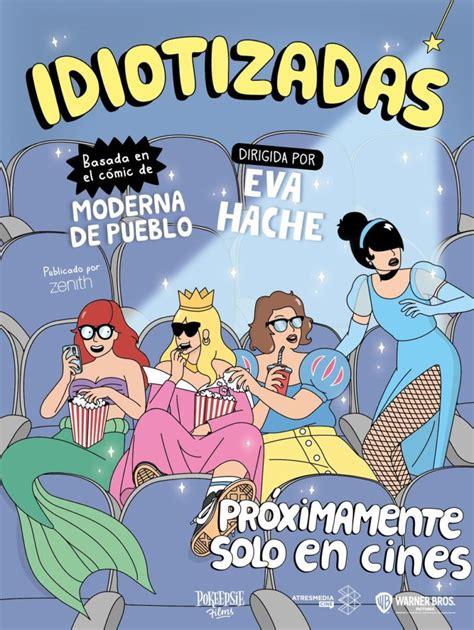 Idiotizadas, la novela gráfica de Moderna de Pueblo, será ...