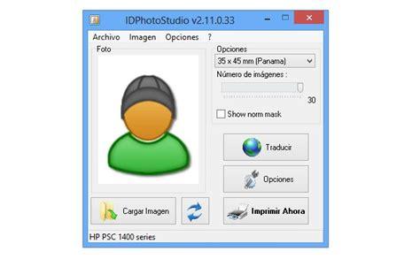 IDPhotoStudio: aplicación gratuita para imprimir fotos de ...