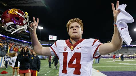 If Sam Darnold stays at USC, he disrupts certain NFL teams ...