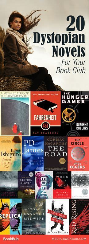 If you love dystopian books, check out these great mix of ...