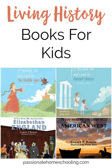 If You Were Me and Lived in ... Living History Book Series ...