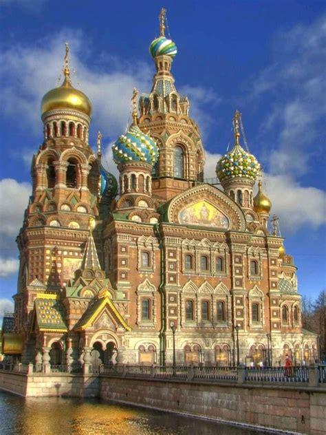 Iglesia de la Sangre Derramada, San Petersburgo. | San ...