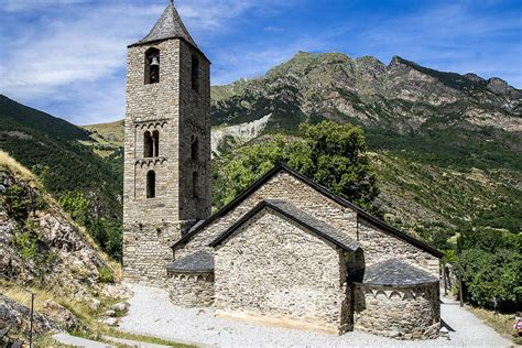 Iglesia de Sant Joan de Boí, Lleida, España | La iglesia ...