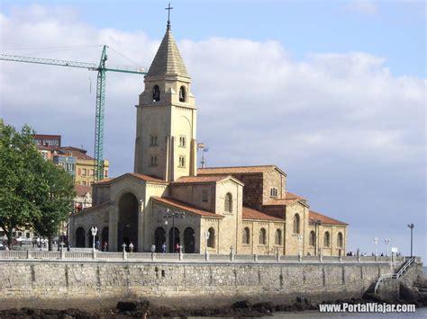 Iglesia Mayor de San Pedro  Gijón  | Portal Viajar