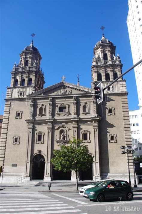 Iglesias de Asturias, Gijón, La iglesia de San José de ...