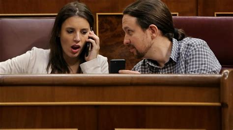 Iglesias y Montero salvan la crisis del chalet pero ...