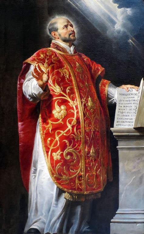Ignacio de Loyola   Wikipedia, la enciclopedia libre