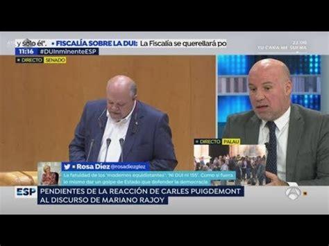 Ignacio González Vega portavoz de JJpD en el programa ...