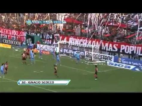 Ignacio Scocco y Facundo Ferreyra: Goleadores de la Liga ...