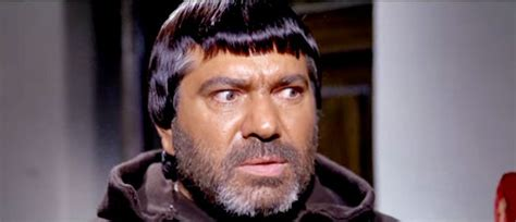 Ignazio Spalla  Pedro Sanchez  as Padre Mansueto, an ally ...