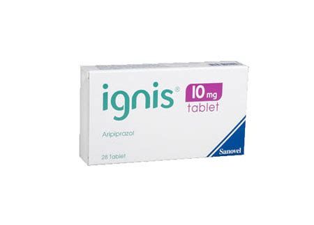 IGNIS 10 mg Tablet Prospektüsü