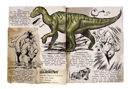 Iguanodon   Official ARK: Survival Evolved Wiki