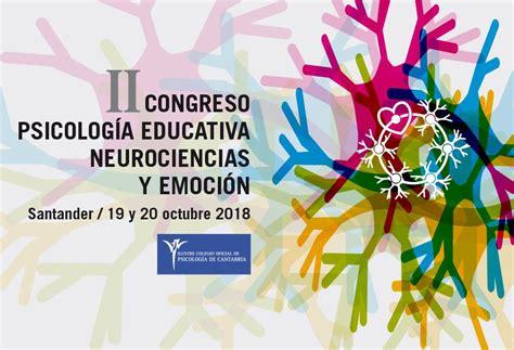 II Congreso Psicología Educativa   COPCantabria   Colegio ...