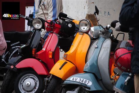 II Marcha de Extremadura de Vespas y motos Clásicas que ...