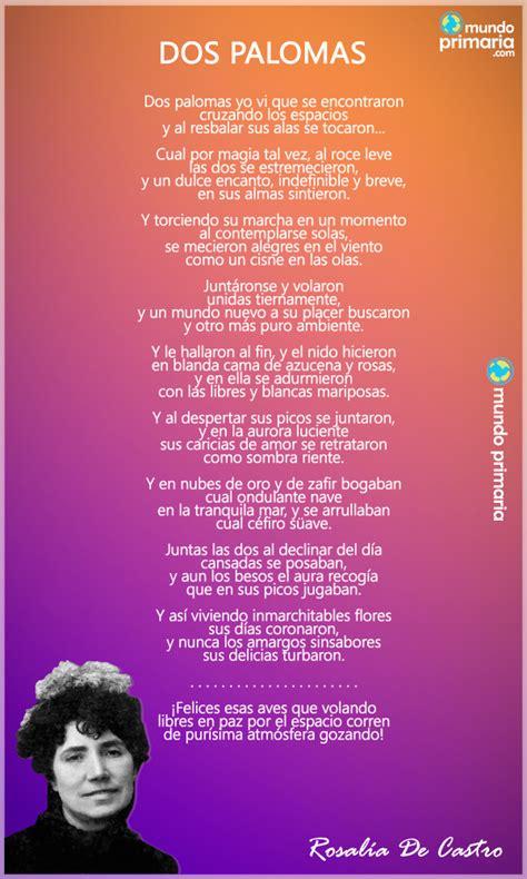 II Poemas de Rosalía de Castro   Vida y Obra