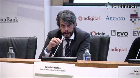 III Foro Fintech   Ignacio Redondo, Director de Asesoría ...