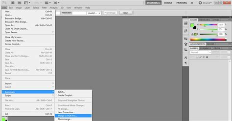 ik reverse: Crear archivos HDRI  parte 2 de 2