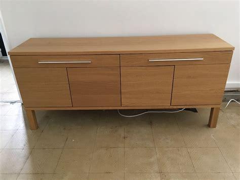 IKEA BJURSTA Sideboard, oak veneer   in Chester, Cheshire ...
