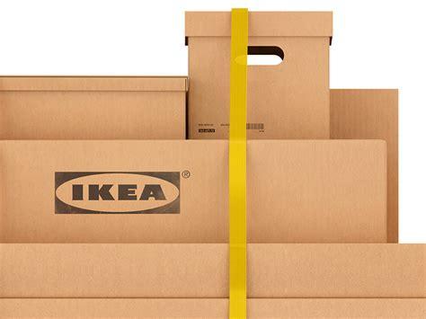 IKEA boxes 2 by Rokas Mežetis   Dribbble