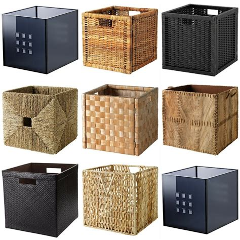 Ikea Boxes   Baskets Dimensioned To Fit EXPEDIT/KALLAX ...