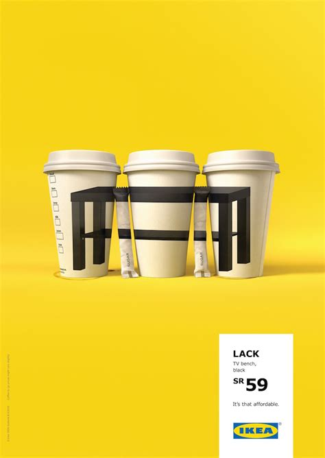 IKEA Comes Up With A Brilliant Way To Show How Affordable ...