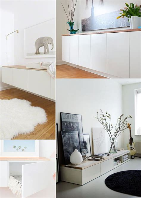 Ikea Diy: personalizar el mueble Besta | Deco | Aparadores ...