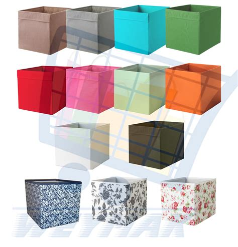 IKEA DRONA Box   fabric storage boxes fits Expedit ...