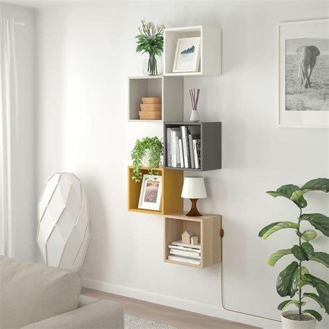IKEA EKET Multicolor 1 Wall mounted storage combination in ...