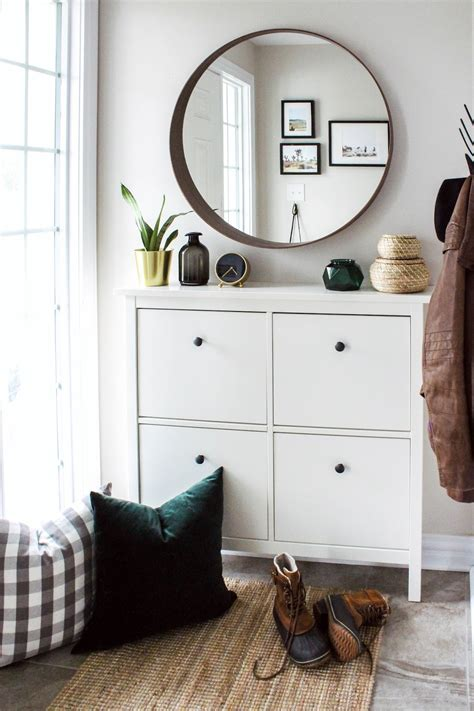 IKEA Entryway Reveal & My 5 Entryway Must Have s | house ...