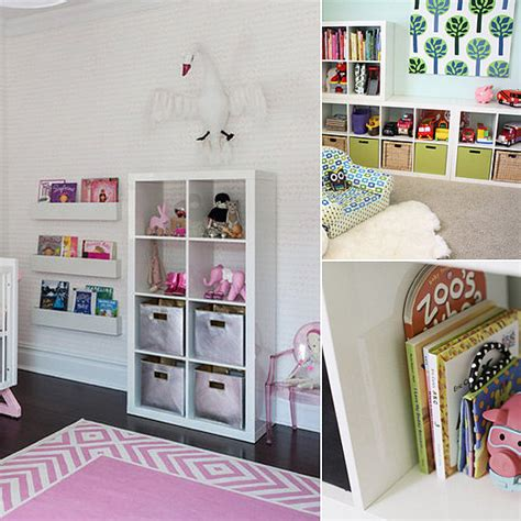 IKEA Expedit Bookshelves | POPSUGAR Moms