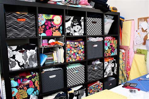 Ikea Expedit Fabric Covered Boxes   Rae Gun Ramblings