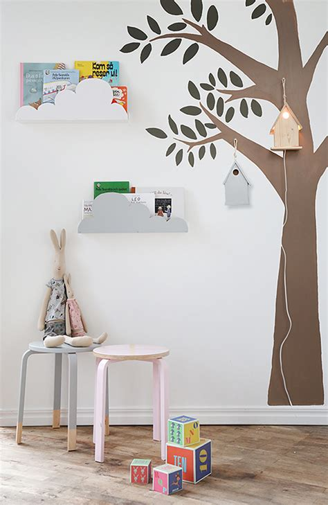Ikea Hack for Kids: Cloud Shelves   Petit & Small