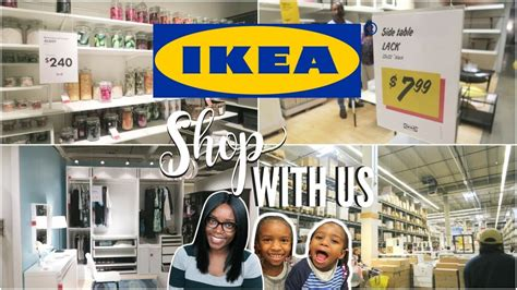 IKEA HAUL 2018   Shop with me   YouTube