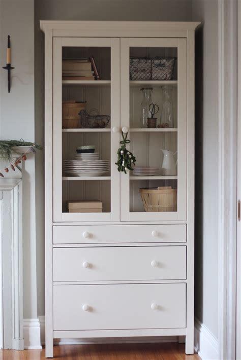 Ikea Hemnes Cabinet Hack | s w e e t h o m e | Vitrinas ...