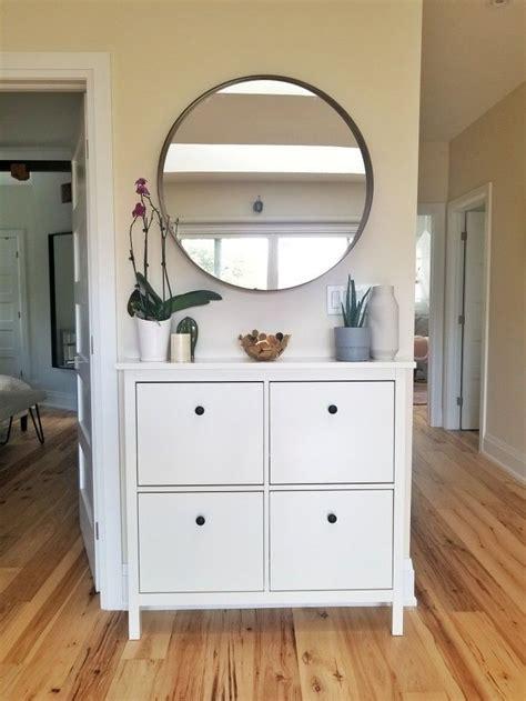 Ikea Hemnes Shoe cabinet | Muebles de entrada, Decoración ...